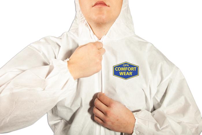 Quest Comfort Wear Coveralls
