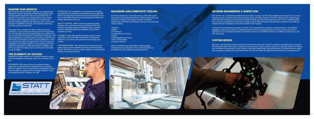 Statt Tool Brochure